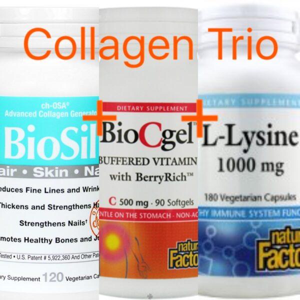 Collagen Trio